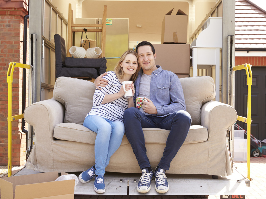 Don't Risk Injury While Moving Into a New Home